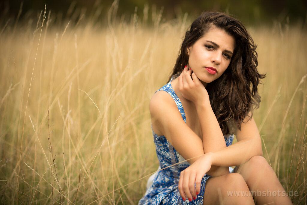 Sommer mit Kristina