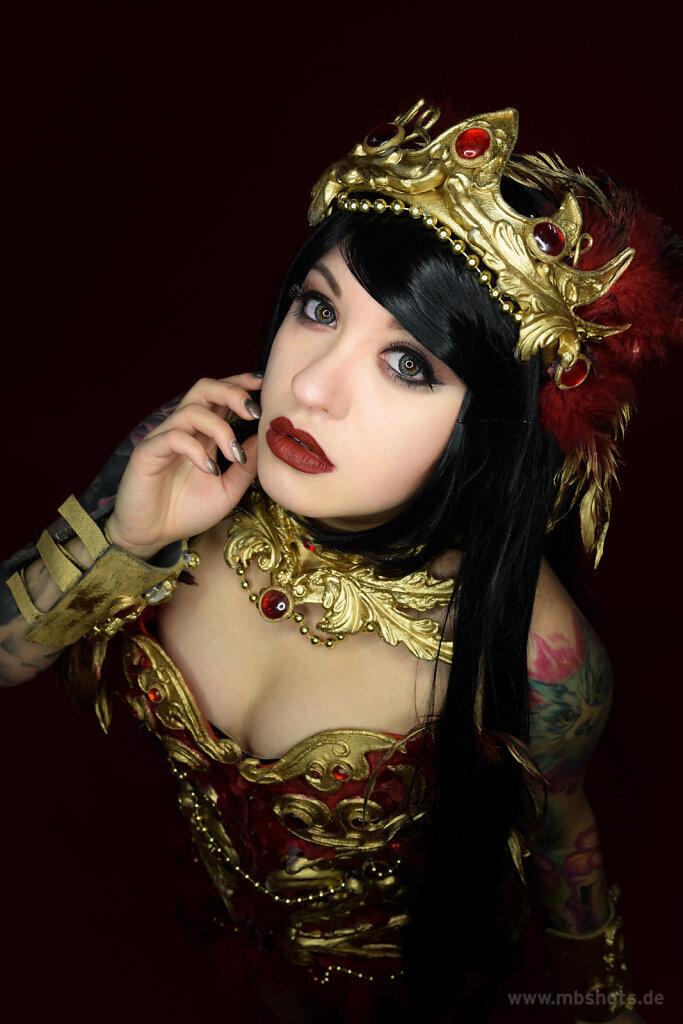 Fantasy mit Kiri Nightingale